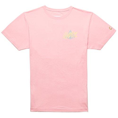 Chabos IIVII T-Shirt Pyramid (XXL, Pink)