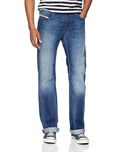 Diesel Herren Bootcut Jeans Zatiny, Blau (Medium Blue 008XR), W34/L34
