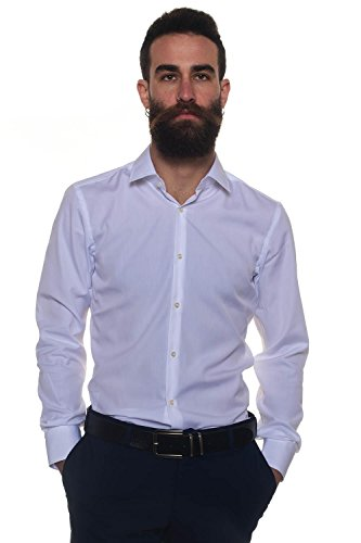 hugo boss slim fit hemd langarm jenno popeline wei gr e. Black Bedroom Furniture Sets. Home Design Ideas