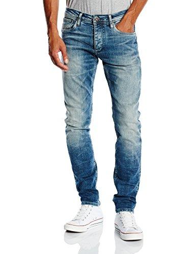 JACK & JONES Herren Slim Jeanshose JJIGLENN JJORIGINAL JJ 887 NOOS, Gr. W27/L32 (Herstellergröße: 27), Blau (Blue Denim)