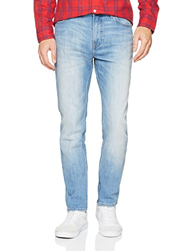 Lee Herren Slim Jeans Rider, Blau (Kick It Cdpf), W32/L34