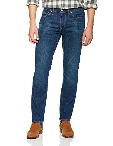 Levi's Herren Jeans 511 Slim Fit, Blau (Glastonbury 2166), W33/L32