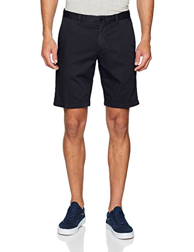 Marc O`Polo Casual Herren Shorts M24010815054, Blau (Navy Night 831), 52 (Herstellergröße: 34)