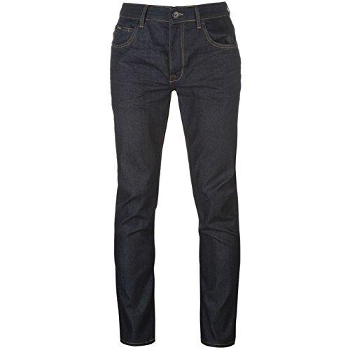 Pierre Cardin Herren Regular Fit Jeans 5 Taschen Raw Wash 38W S