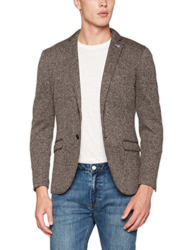 SELECTED HOMME Herren Sakko Shdone-Magnum Blazer Sts, Braun (Light Brown Melange), 50