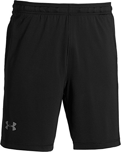 Under Armour Herren Raid International Shorts, Schwarz, L
