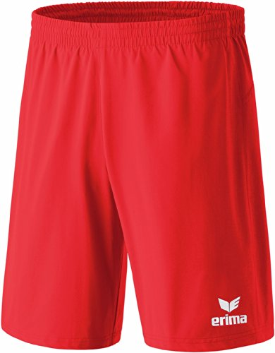 Erima Erwachsene Shorts Performance, Rot, XL, 615407