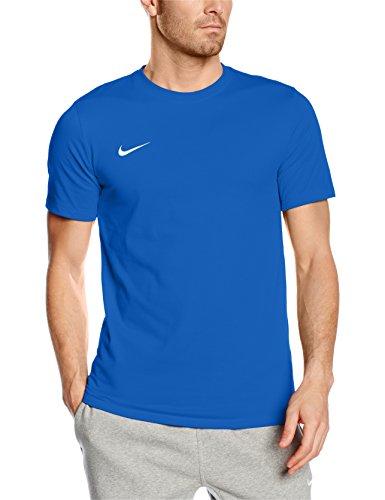 Nike Herren T-shirt Club Blend, Blau (royal blue/royal blue/white), XL