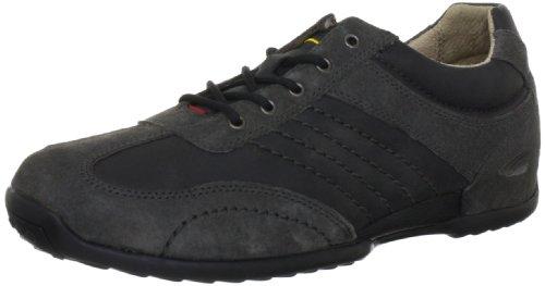 camel active Space 12, Herren Sneakers, Grau (charcoal), 42 EU (8 Herren UK)