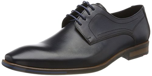 LLOYD Herren Don Derbys, Blau (Blue), 48.5 EU