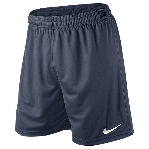 Nike Herren Shorts ohne Innenslip Park Knit NB, marine/weiß, L, 448224-410