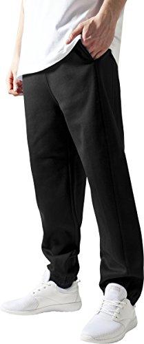 Urban Classics TB014B Herren Sporthose Sweatpants,Grau (charcoal),XL