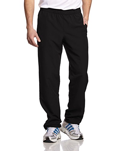adidas Herren Hose Essentials Stanford Basic, Schwarz, XL
