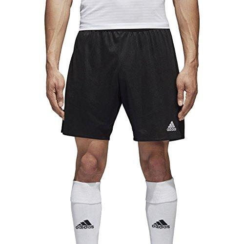 adidas Herren Shorts Parma 16 SHO, Schwarz/Weiß, 164, 4056561993523
