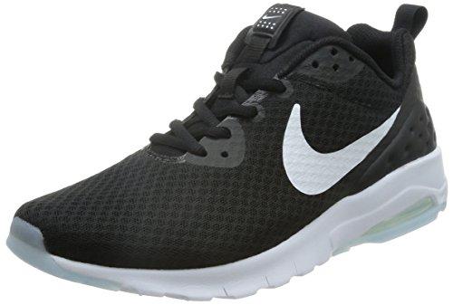 Nike Air Max Motion LW Laufschuhe, Schwarz (Black/White_010), 43 EU