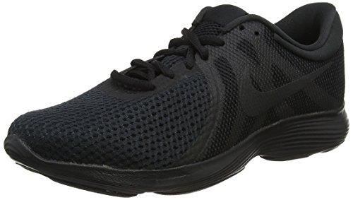 Nike Revolution 4, Herren Laufschuhe, Schwarz (Black/002), 40.5 EU (6.5 UK)