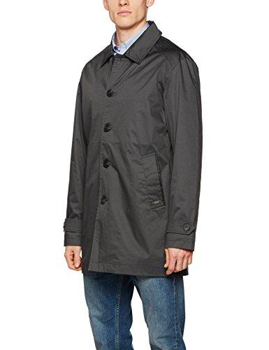 Brandit Herren Mantel James Coat Men, Grau (Grau 9), Large