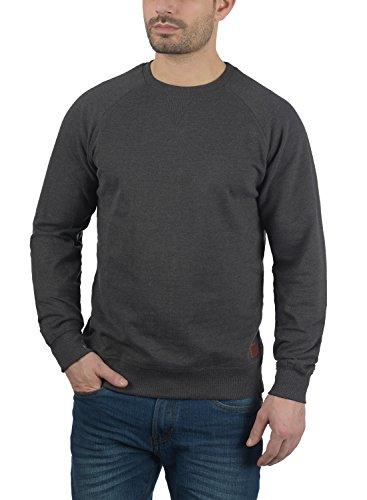 BLEND Alex 20701680ME Sweatshirt, Größe:M;Farbe:Charcoal (70818)