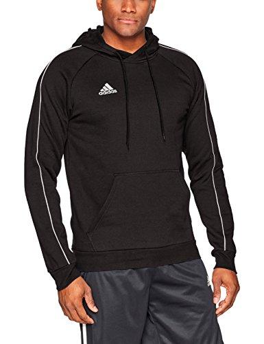 adidas Herren Core 18 Pullover, Black/White, L